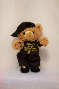 Hillary/Henry Hip Hop Bear in Black