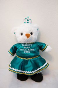 IRENE IRISH STEP DANCE BEARS Green