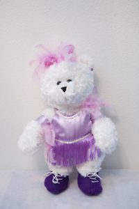 JAZMIN JAZZ/TAP BEARS PURPLE