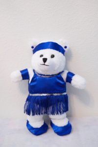 TAMARA TAP/JAZZ BEAR ROYAL BLUE