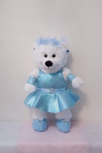 Tara Tap/Jazz Bear Ice Blue