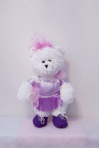 Jazmin & Jeffrey Jazz/Tap Bears Purple