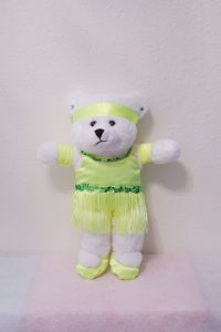 Tamara Tap/Jazz Bears Fluorescent Green