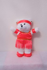 Tamara Tap/Jazz Bears Fluorescent Orange